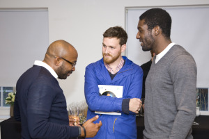 Seyi, Guy, Mikail (Mocoh group of companies) - 8